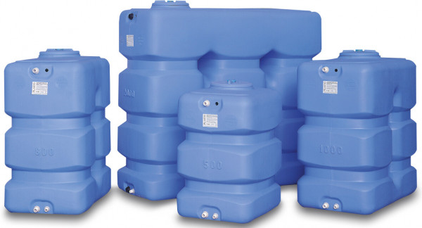 Liquid tanks, type CP