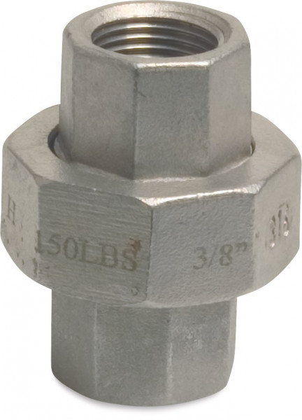 Profec Nr. 330 - Coupler with flat seal