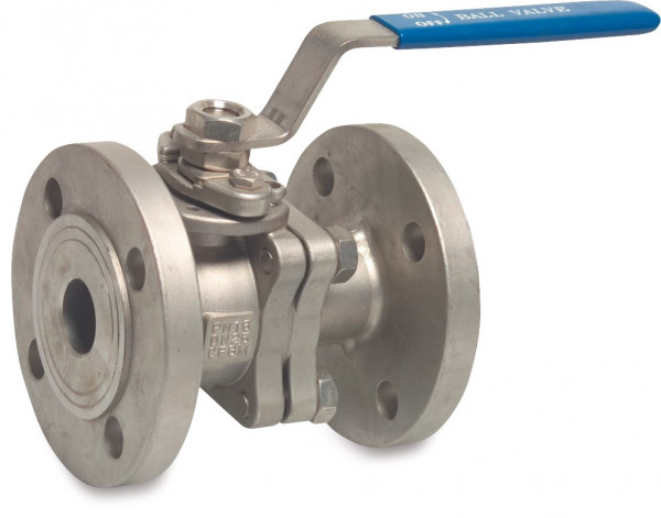 Mega 2-piece body ball valve