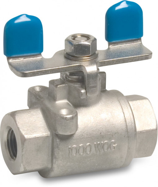 Profec 2-piece ball valve