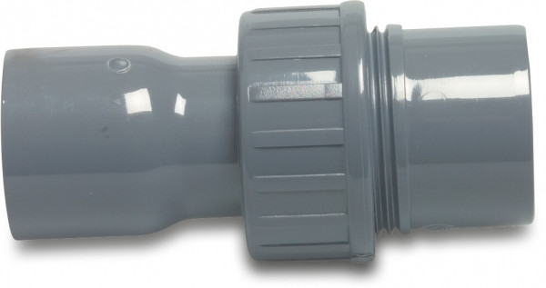 Profec Union coupler, made from tubing