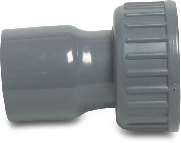 Profec 2/3 Union coupler, made from tubing