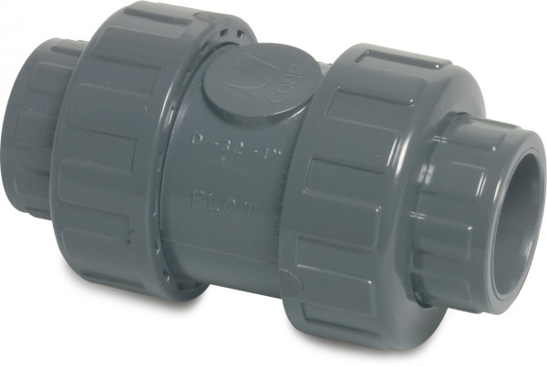 Check valve spring loaded, type 5000