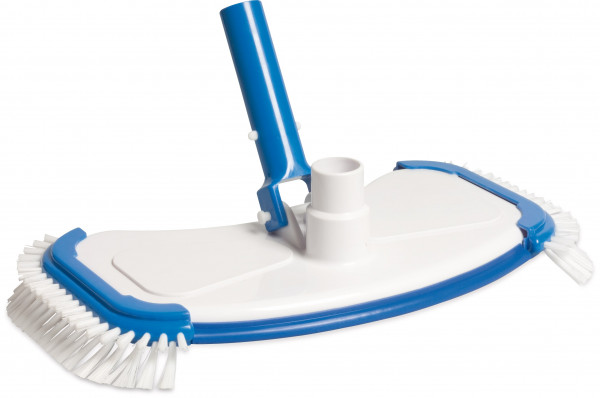 MegaPool Vacuum head DeLuxe with brushes