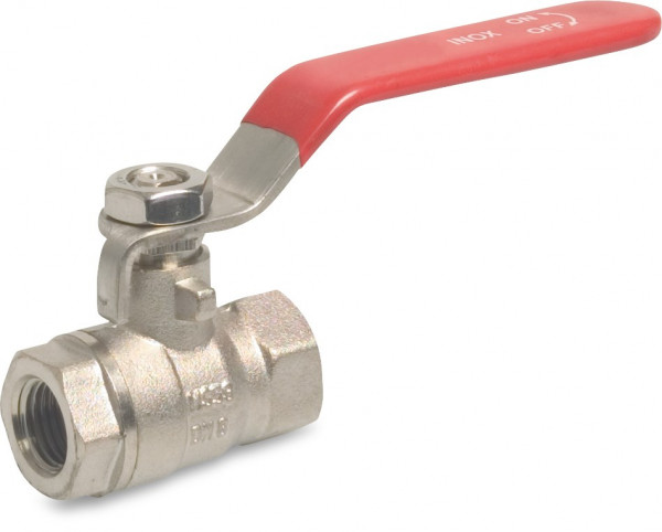 Mega Ball valve, type 100VA with stainless steel handle