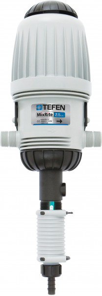 Tefen Dosing pump, type MixRite 2.5 On/Off PVDF