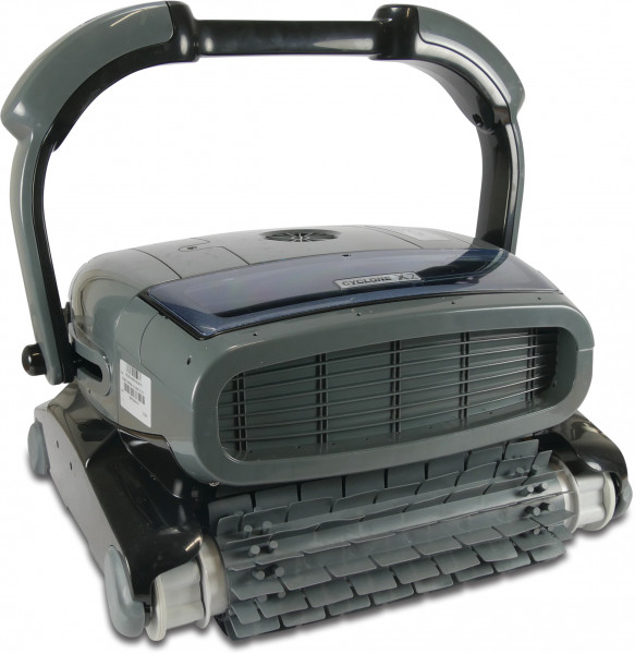 Norsup Robot pool cleaner, type Cyclone X2 with PVC brush roller